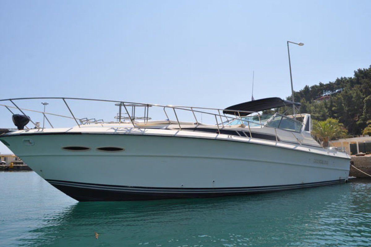 Sea Ray 39 1