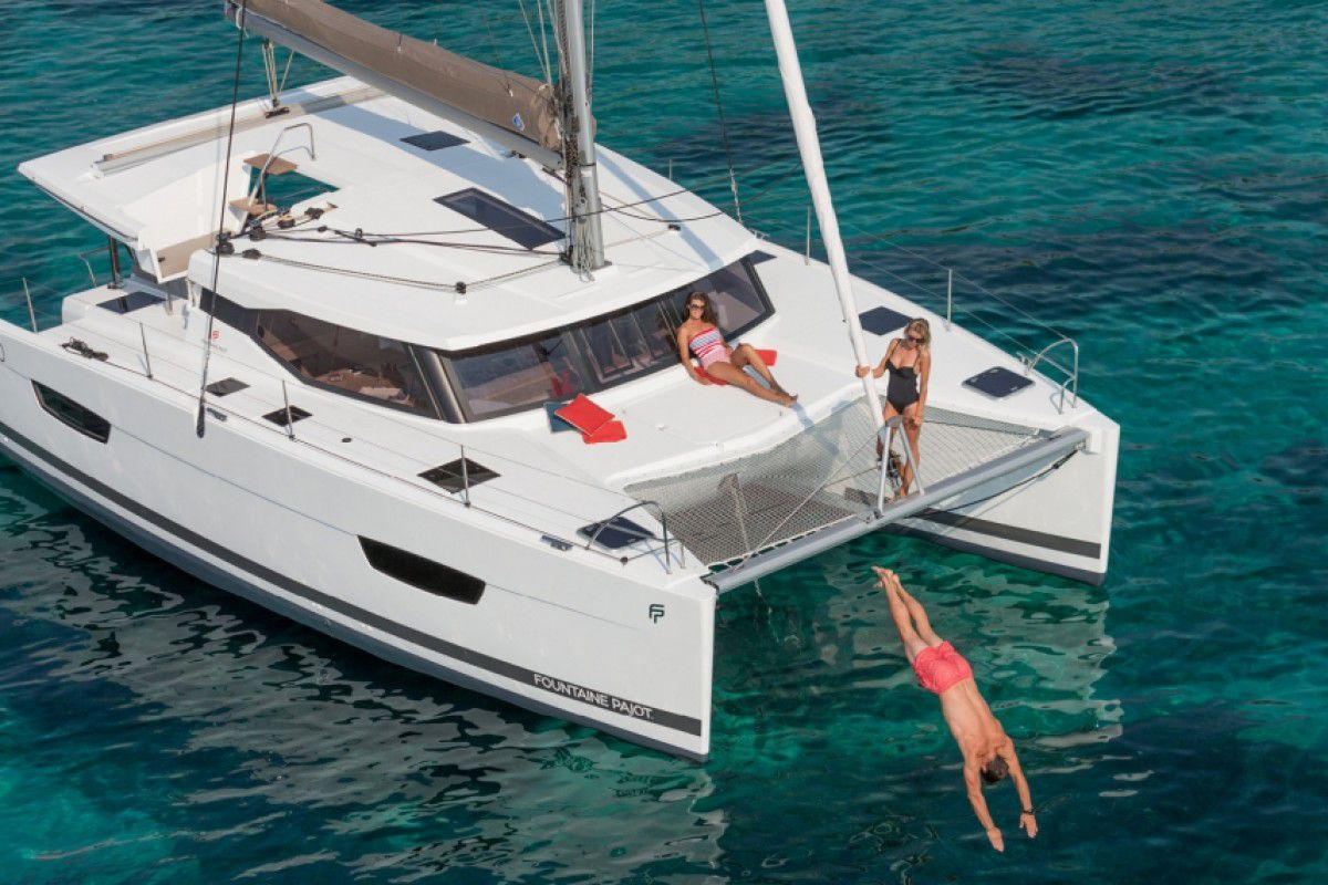 Fountaine Pajot Lucia 40 Endless Summer 4