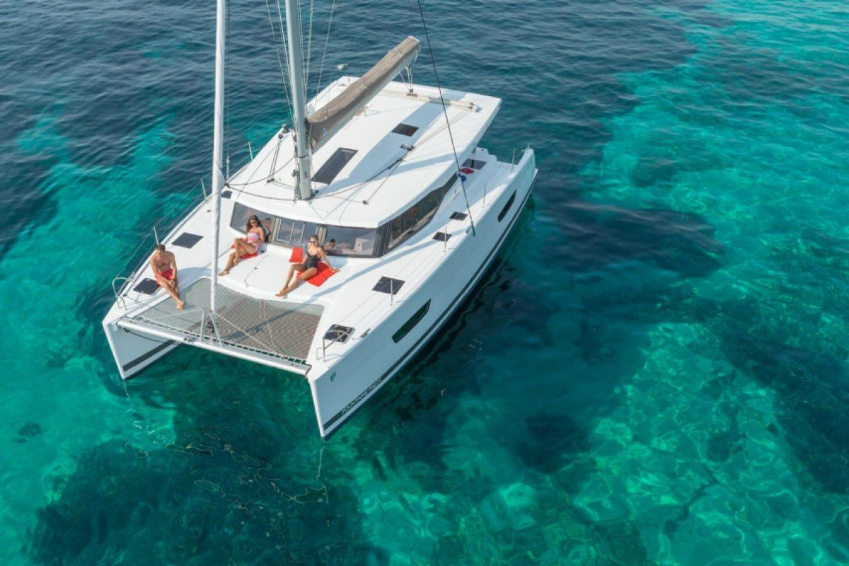 Fountaine Pajot Lucia 40 Endless Summer 5
