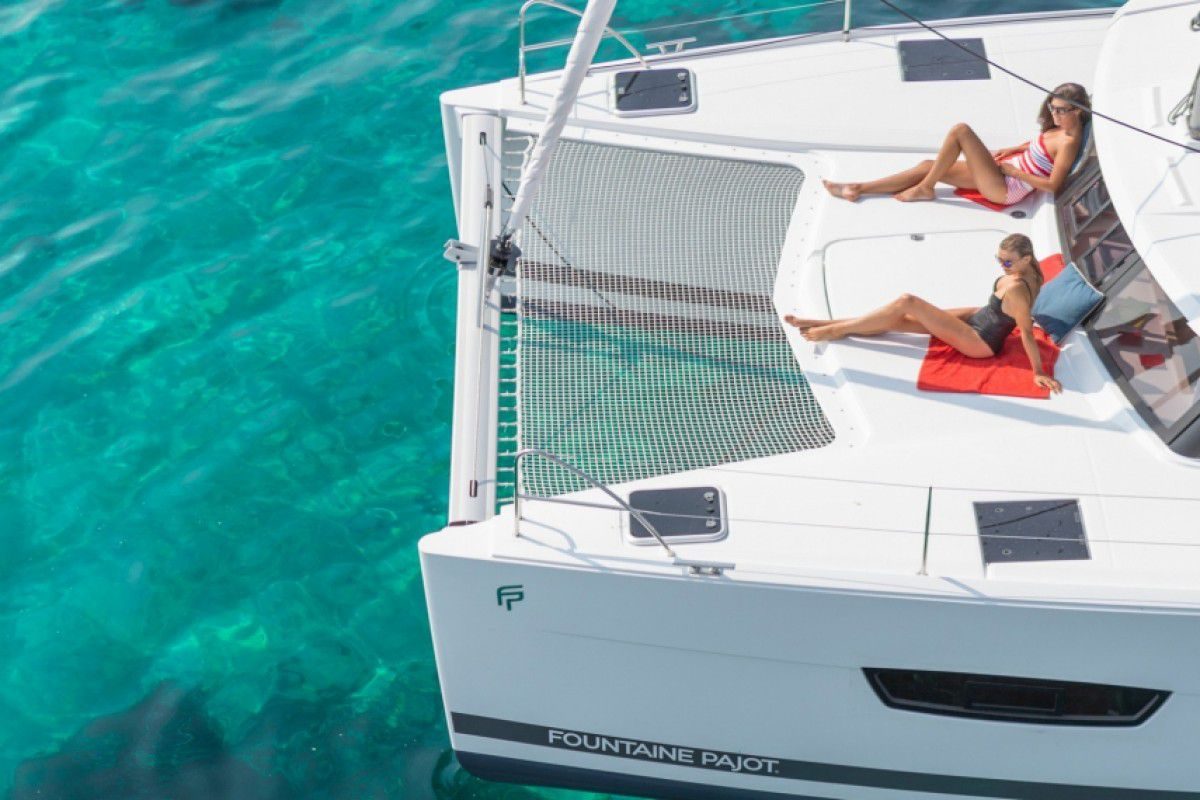 Fountaine Pajot Lucia 40 Endless Summer 6