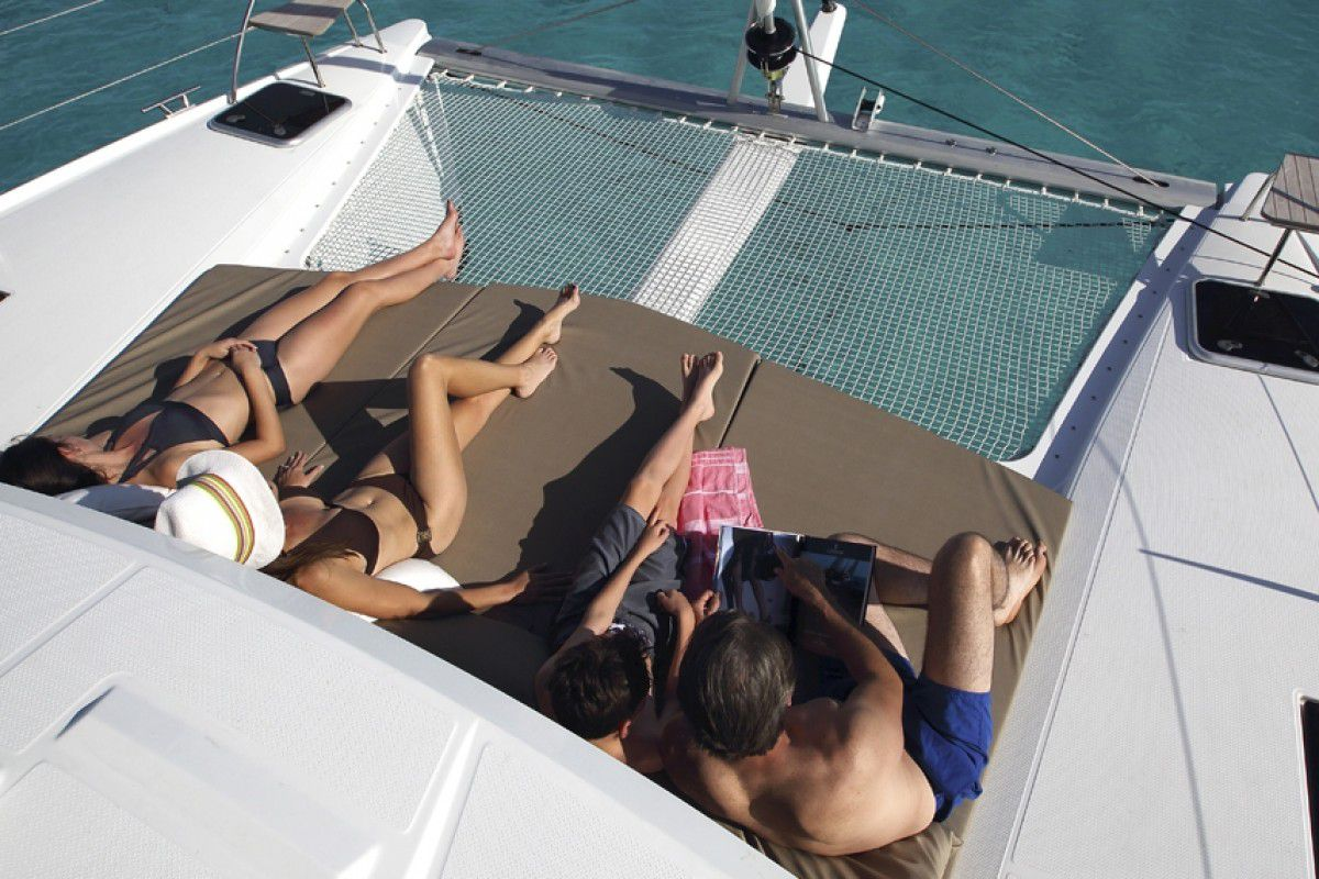 Fountaine Pajot Lucia 40 Endless Summer 2