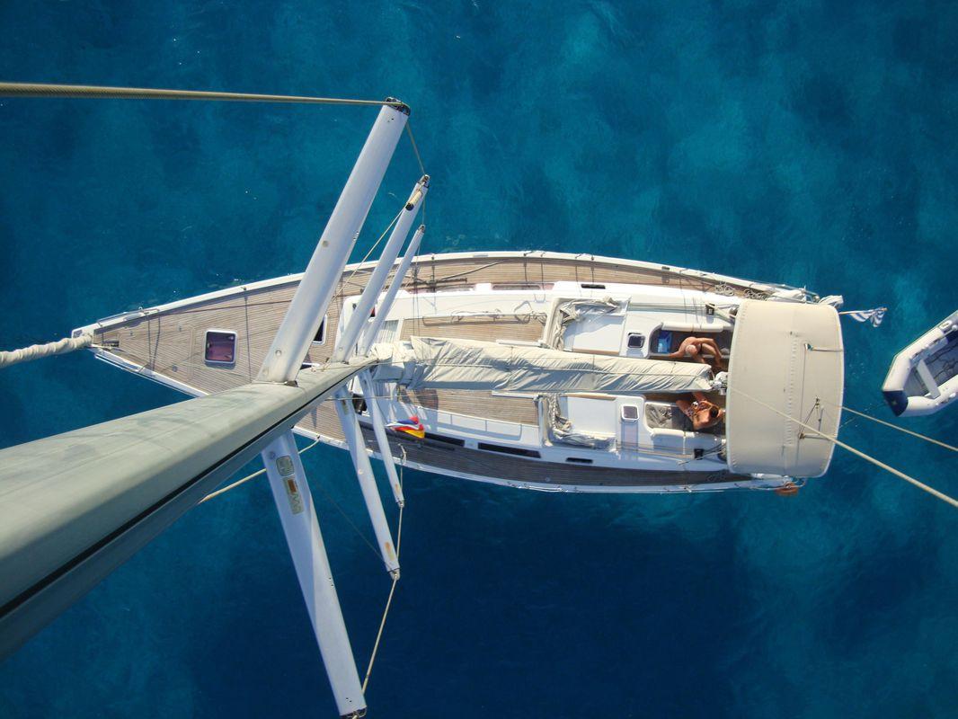 Hanse Yachts 470e 1
