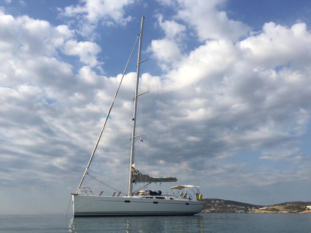 Hanse Yachts 470e 9