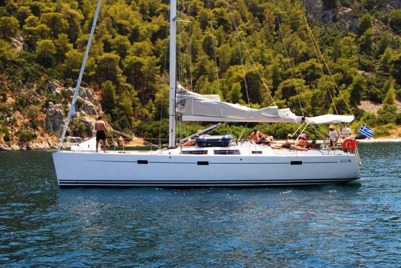 Hanse Yachts 470e 11