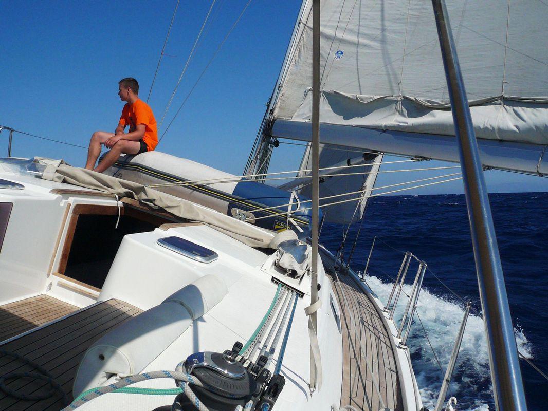 Hanse Yachts 470e 8