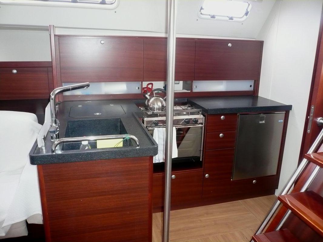 Hanse Yachts 470e 6