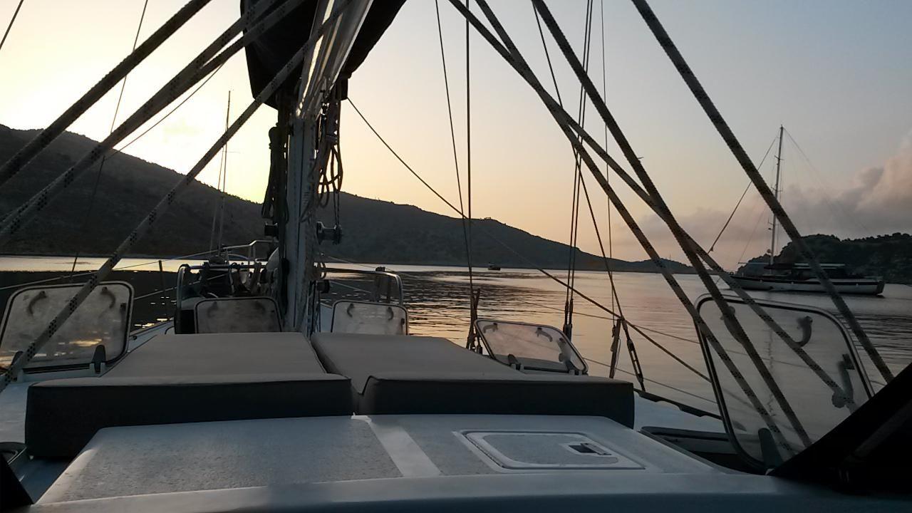 Irwin Yachts USA Ketch 24