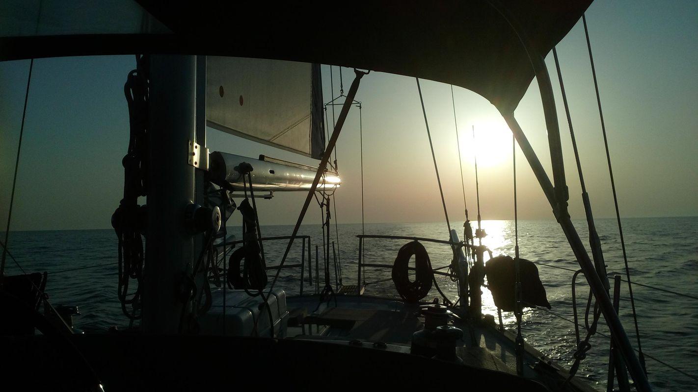 Irwin Yachts USA Ketch 34