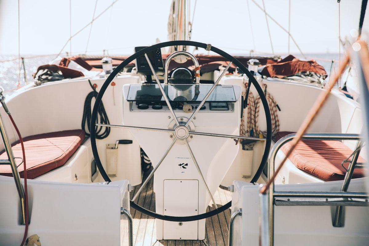 Beneteau oceanis clipper 411 5