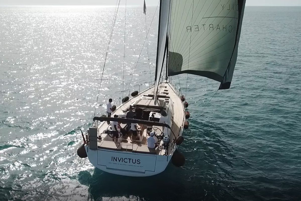 Dufour Yachts 56 Exclusive INVICTUS 3