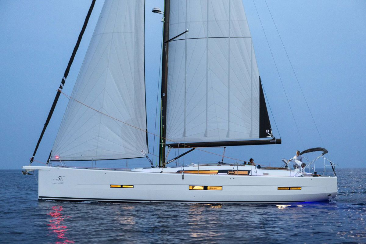 Dufour Yachts 56 Exclusive INVICTUS 1