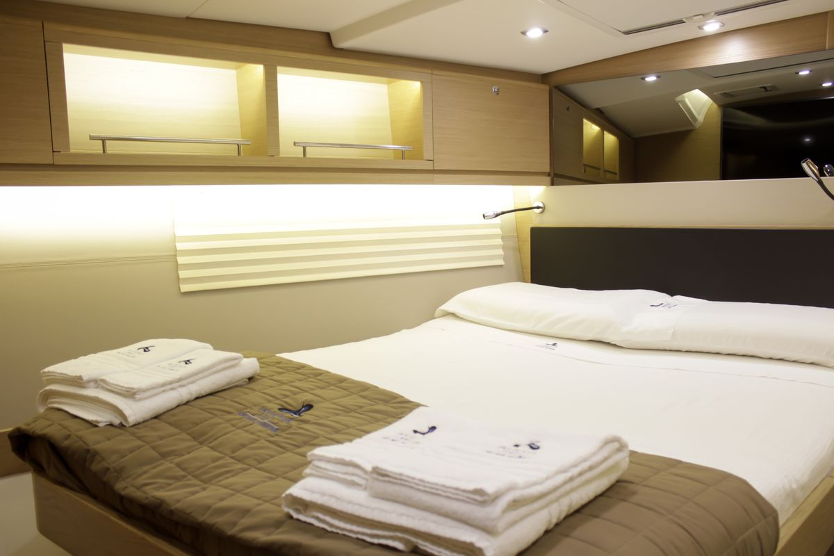 Dufour Yachts 56 Exclusive INVICTUS 26