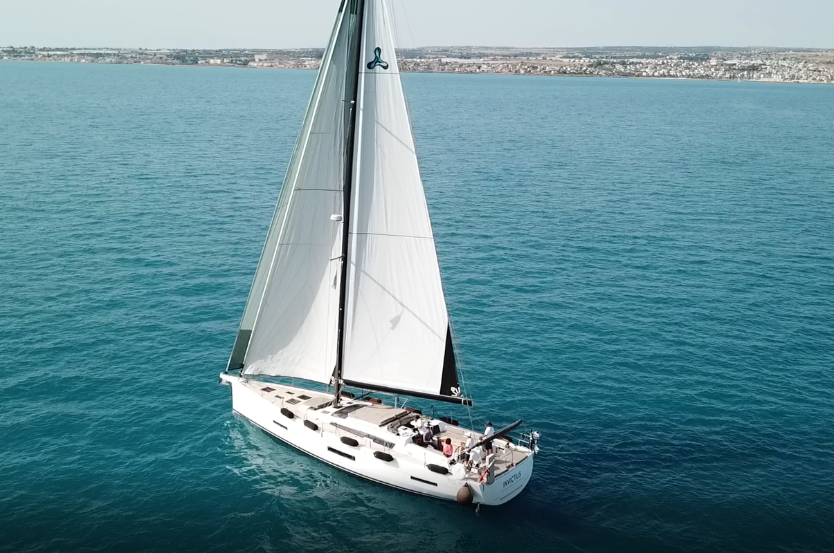Dufour Yachts 56 Exclusive INVICTUS 33