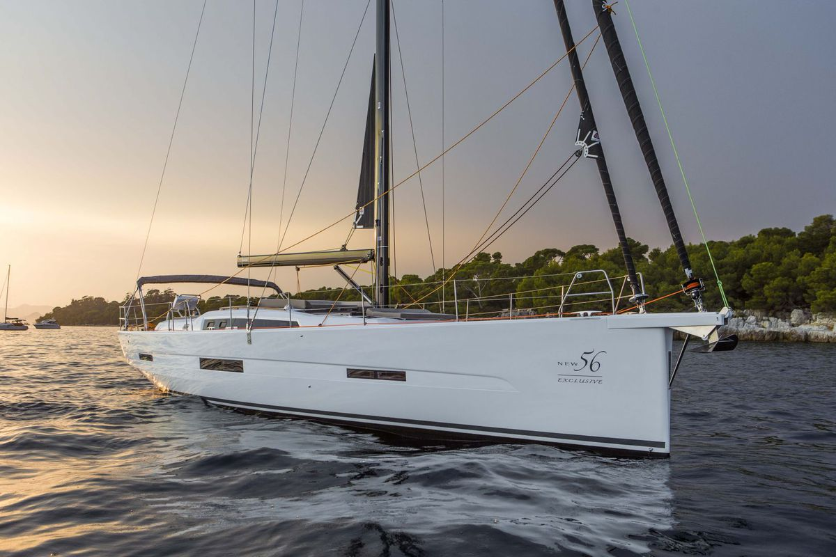 Dufour Yachts 56 Exclusive INVICTUS 23