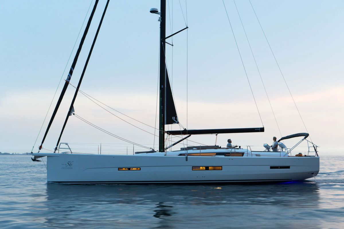 Dufour Yachts 56 Exclusive INVICTUS 24