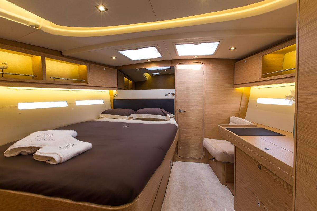 Dufour Yachts 56 Exclusive INVICTUS 27