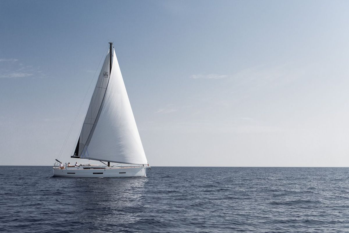 Dufour Yachts 56 Exclusive INVICTUS 30