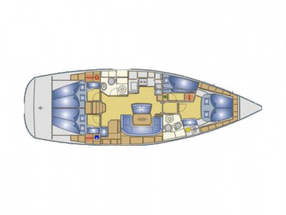 Bavaria Cruiser 46 17