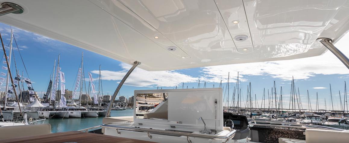 Aquila 44 Power Catamaran 4