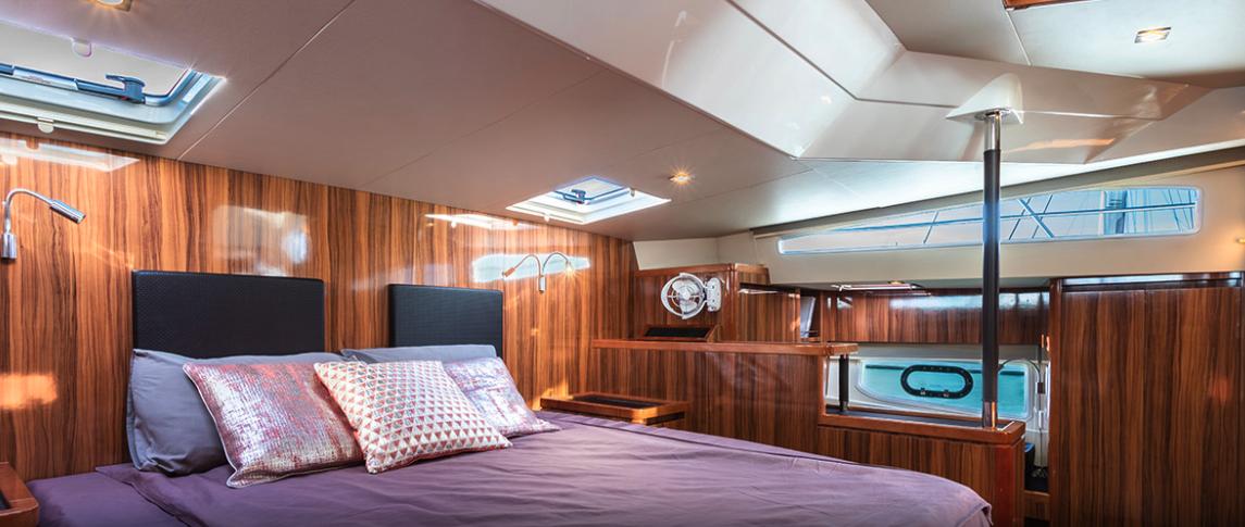 Aquila 44 Power Catamaran 12