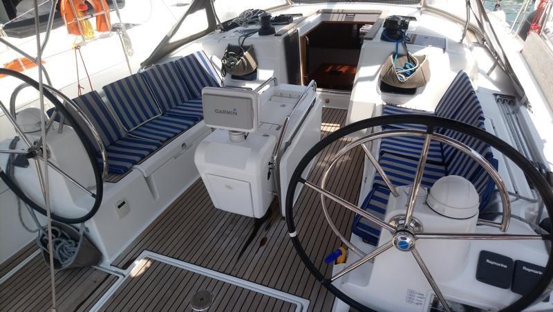Jeanneau Sun Odyssey 479 ( 2016 ) Guinness 18