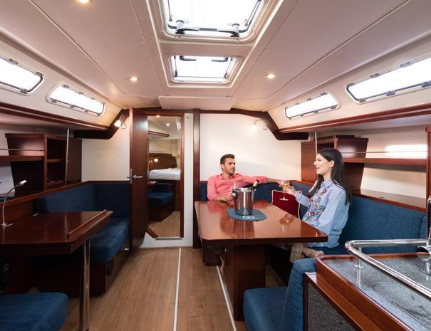 Hanse Yachts 430 5