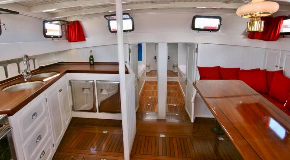 Metur Yachts Bombigher Dream 55 Louise 13