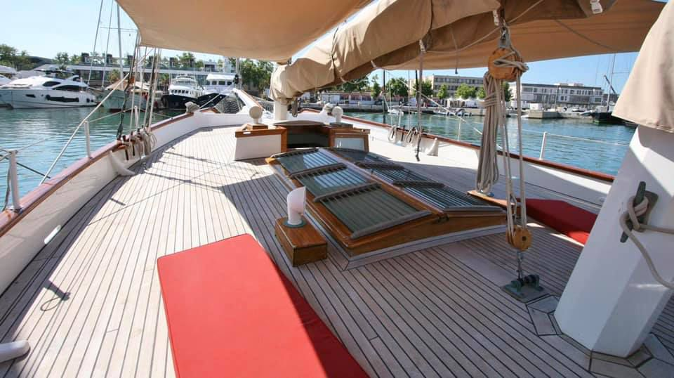 Metur Yachts Bombigher Dream 55 Louise 10