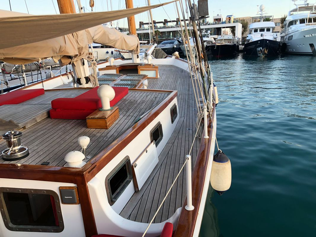 Metur Yachts Bombigher Dream 55 Louise 5