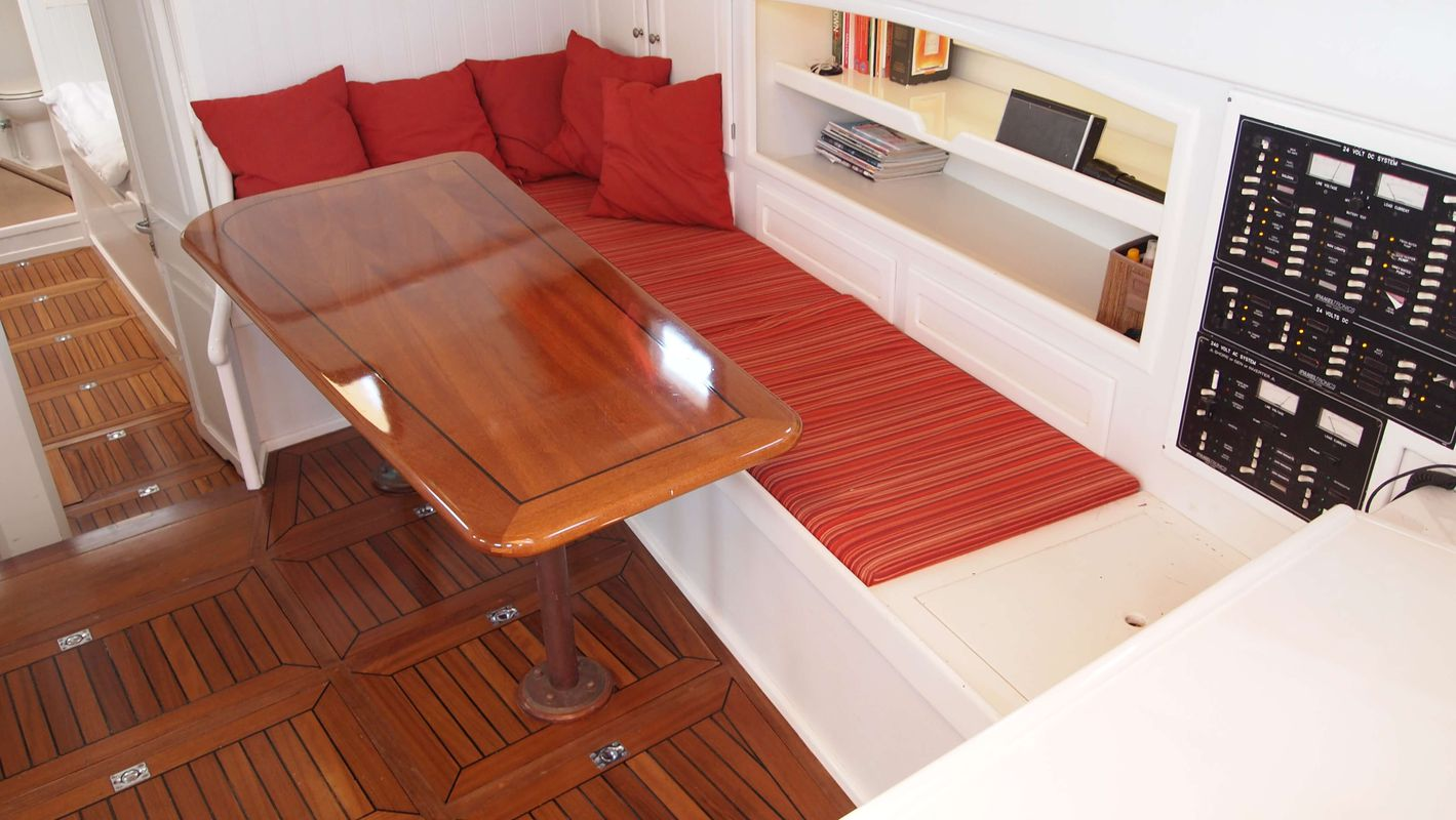 Metur Yachts Bombigher Dream 55 Louise 17
