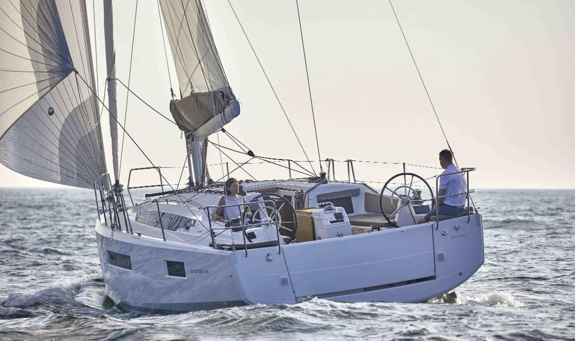 Jeanneau Sun Odyssey 440 1