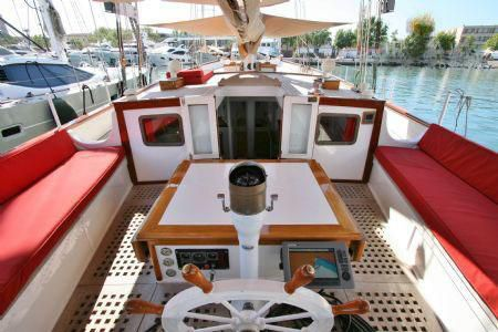 Metur Yachts Bombigher Dream 55 Louise 27