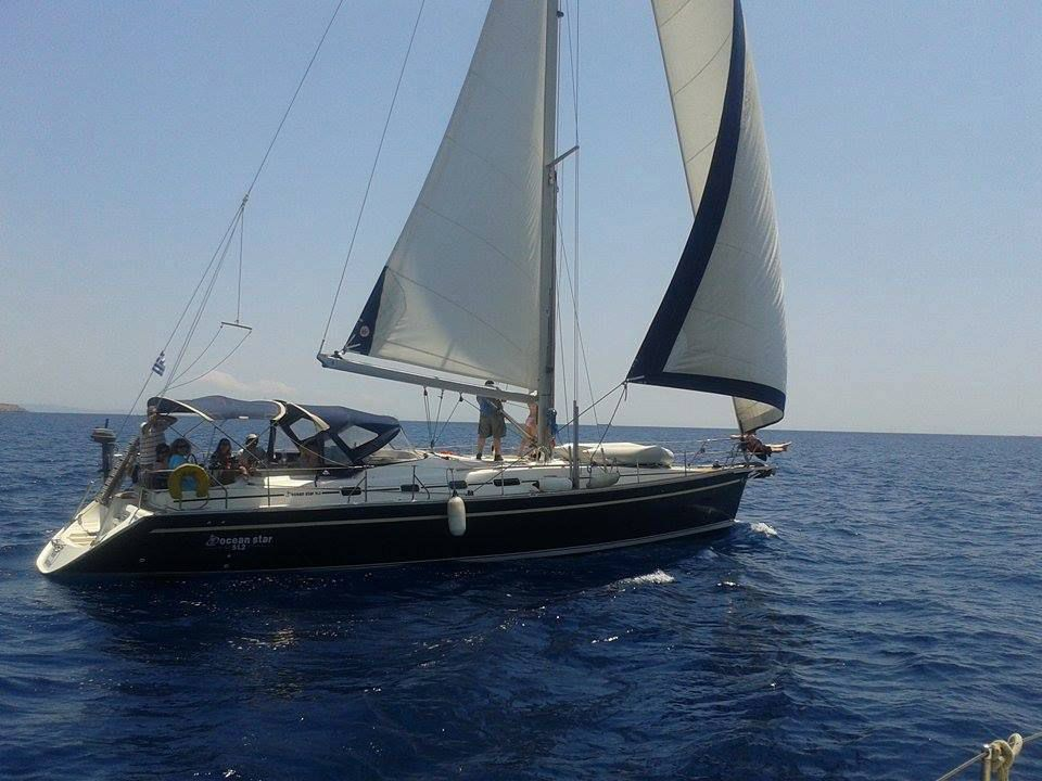 Ocean star 51.2 Megas Alexandros 3