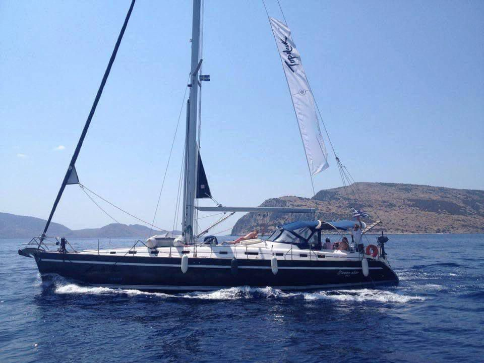 Ocean star 51.2 Megas Alexandros 8
