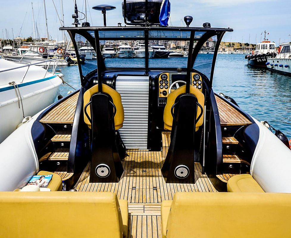 Ridas yacht  Unlimited 36 18