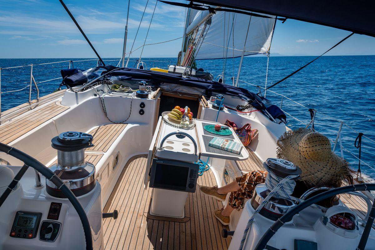 Ocean Yachts Ocean Star 56.1 4