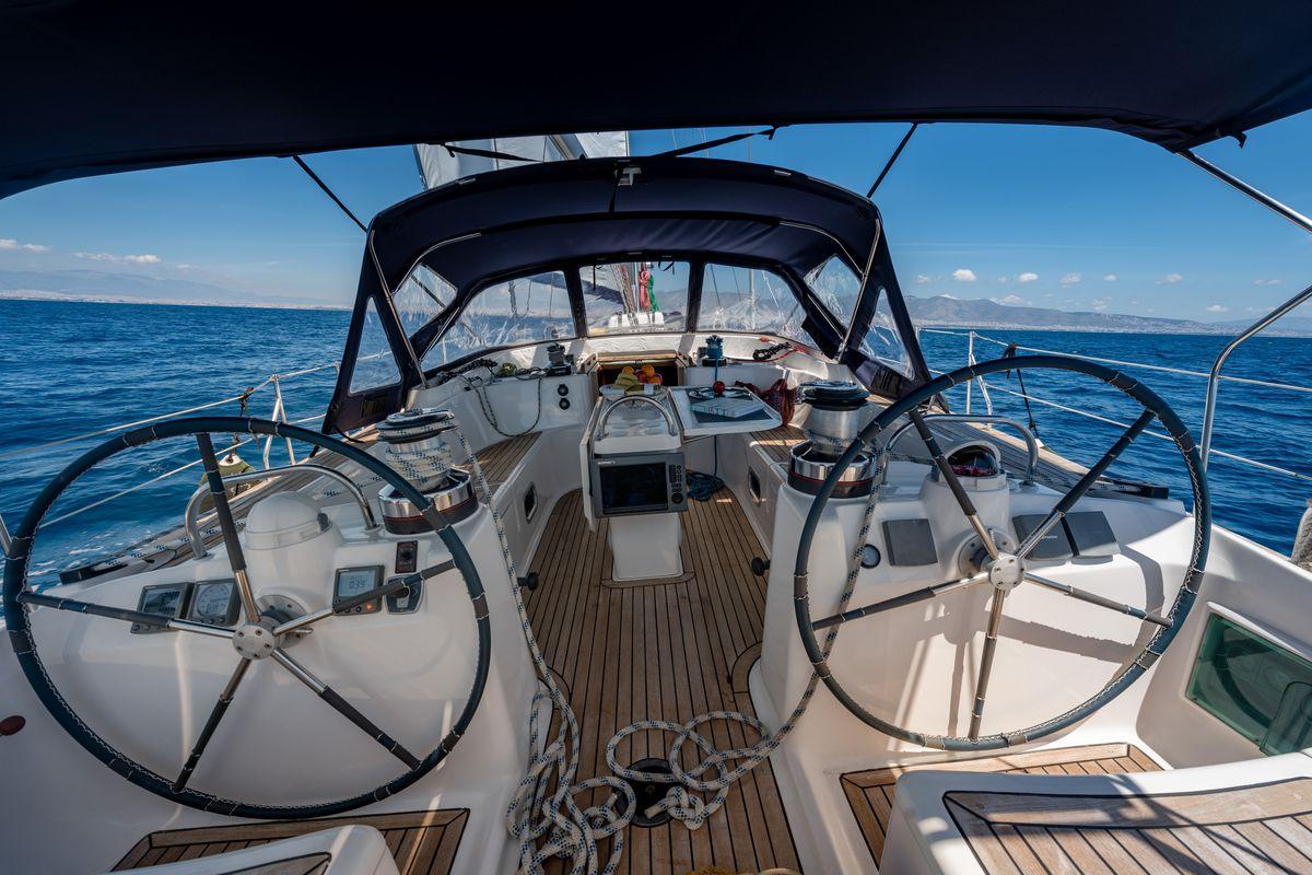Ocean Yachts Ocean Star 56.1 5