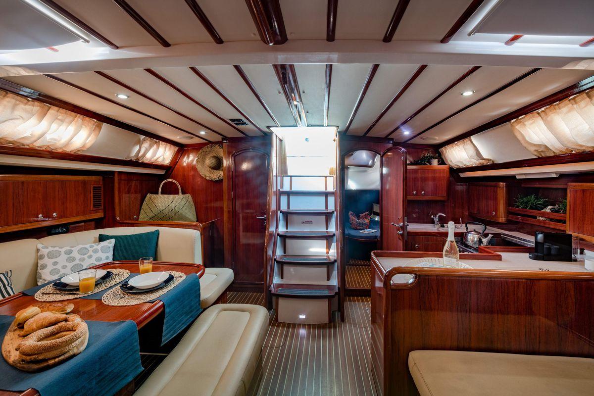 Ocean Yachts Ocean Star 56.1 14