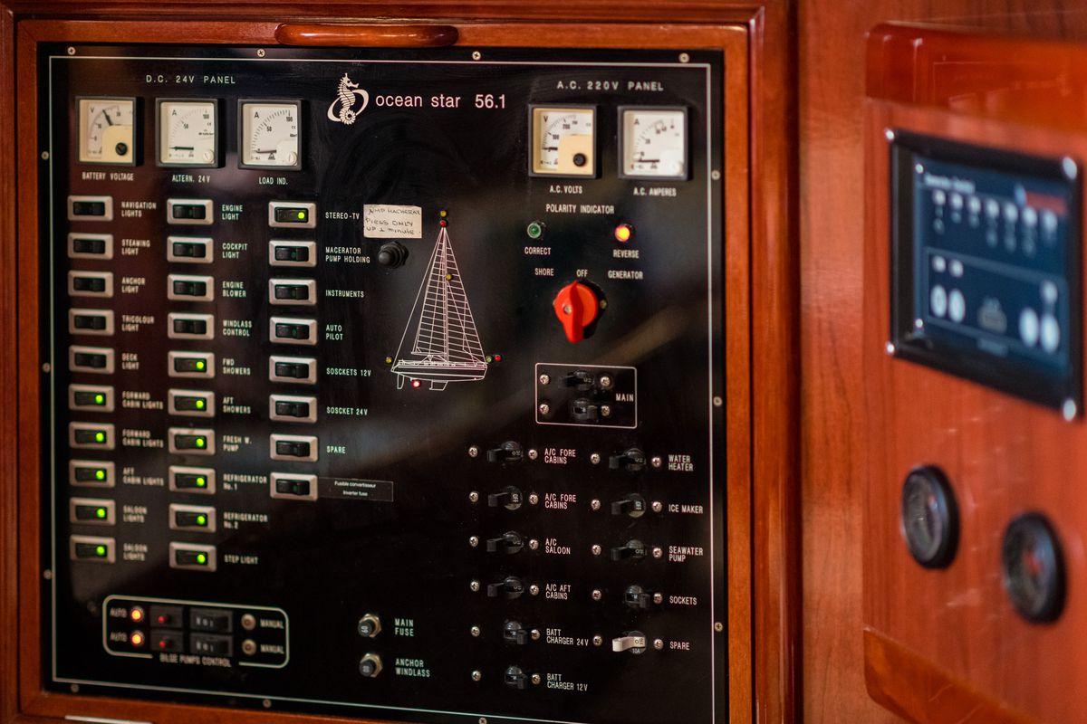 Ocean Yachts Ocean Star 56.1 33