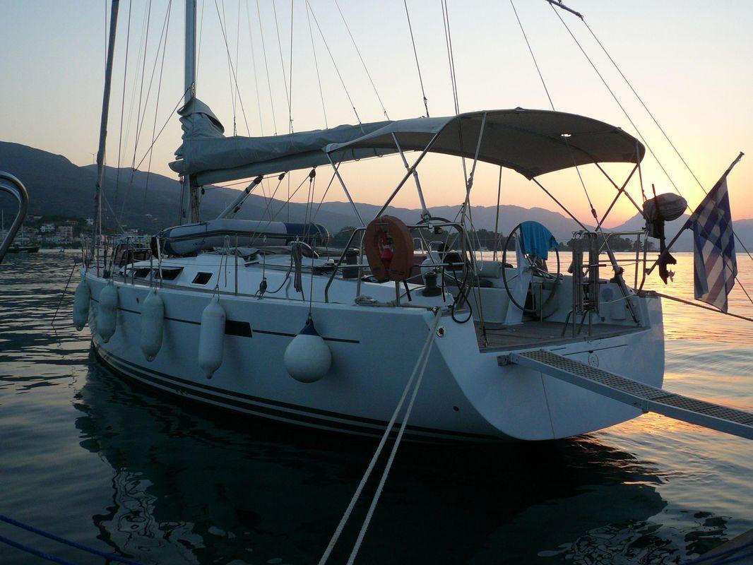 Hanse Yachts 470e 10