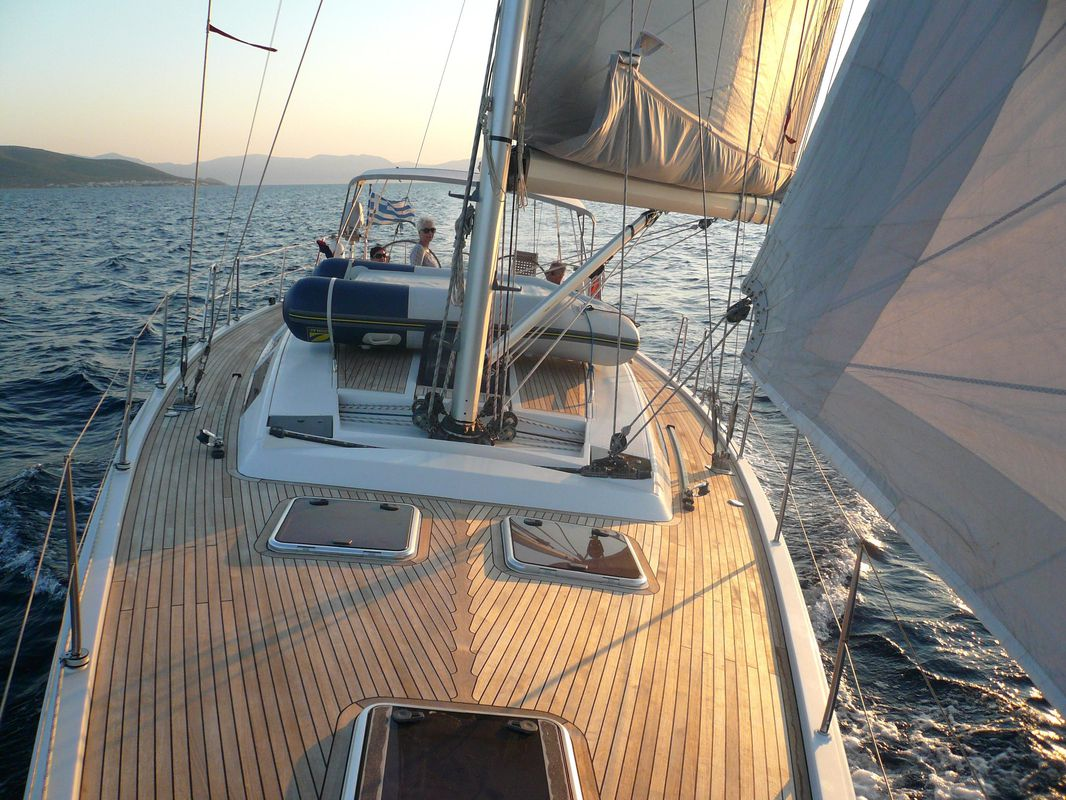 Hanse Yachts 470e 12