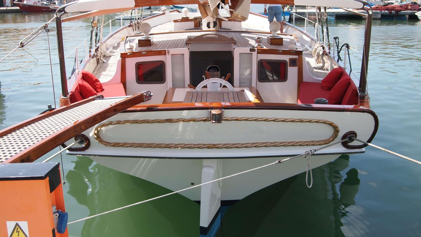 Metur Yachts Bombigher Dream 55 Louise 18