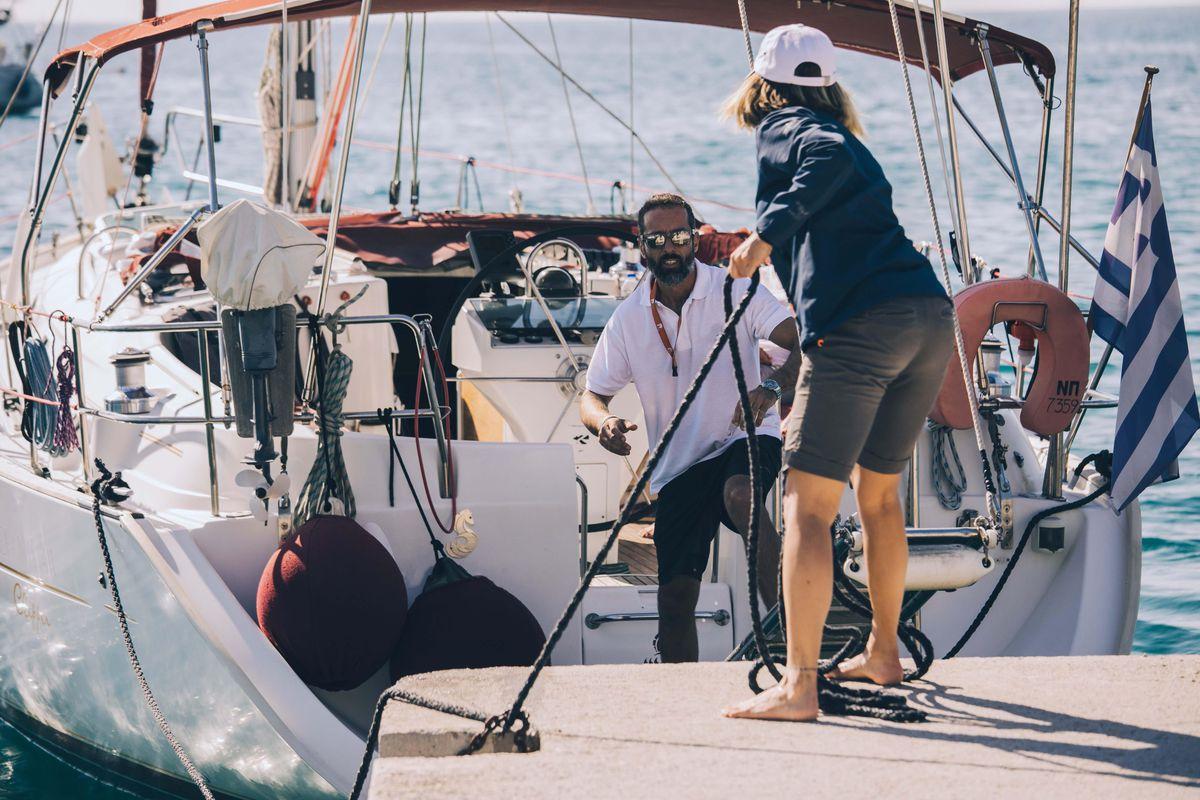 Beneteau oceanis clipper 411 2