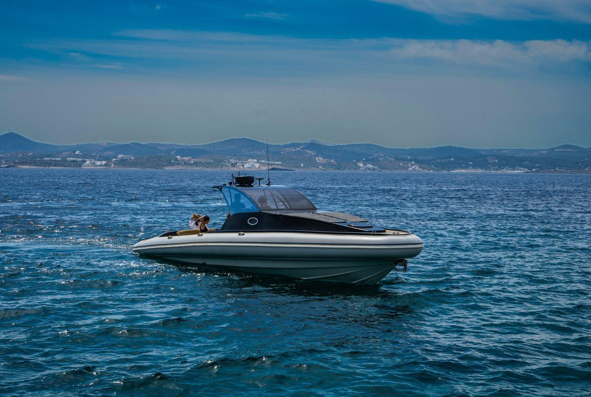 Ridas yacht  Unlimited 36 21