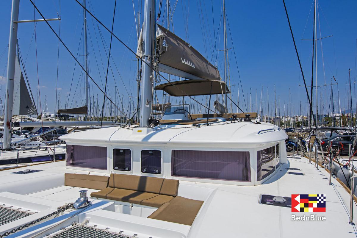 Lagoon 450 Poseidon 12