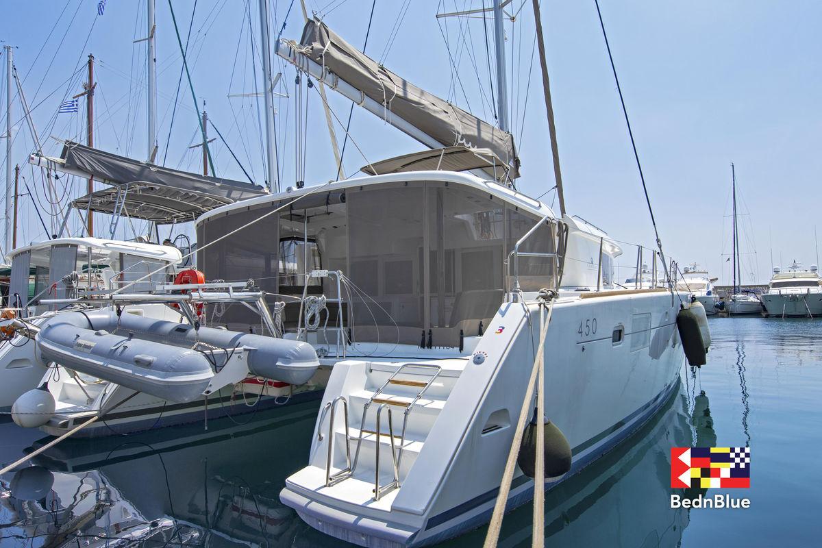 Lagoon 450 Poseidon 8