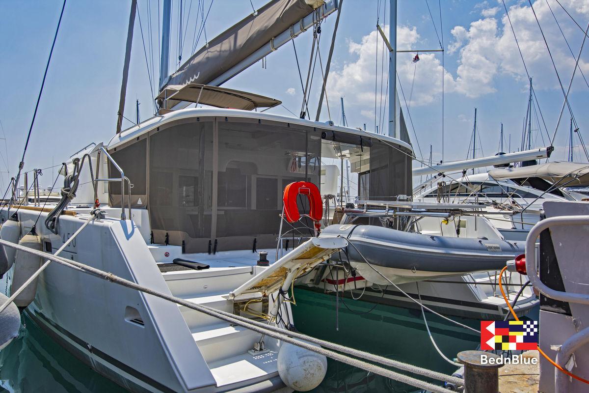 Lagoon 450 Poseidon 7